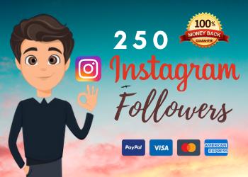 buy 250 instagram followers uk